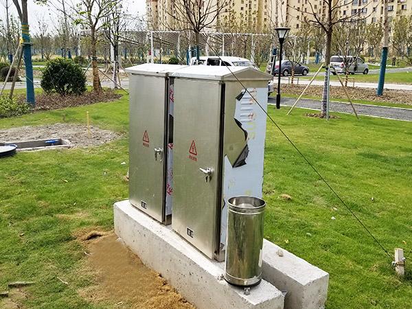 雨水控制系统